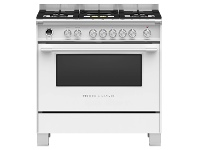 Appliances Online Fisher & Paykel OR90SCG6W1 90cm Freestanding Dual Fuel Oven/Stove