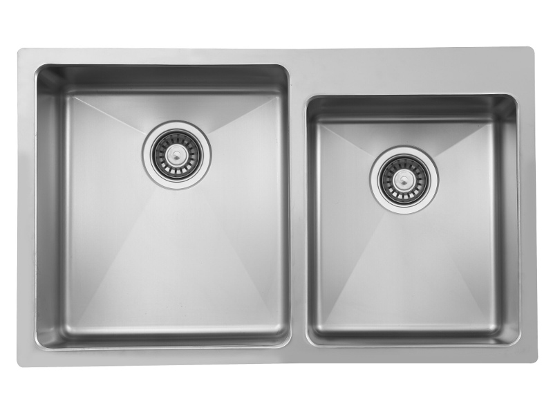 Artusi Oxford 1 and 3/4 Left Hand Bowl Sink OXFORD-L