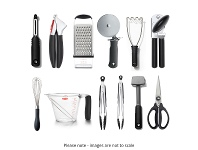 Appliances Online OXO Kitchen Tool Pack OXO-KITCHEN-TOOL-PK