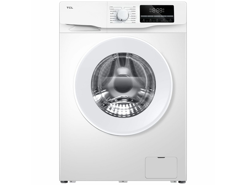 TCL 7.5kg Front Load Washer P608FLW