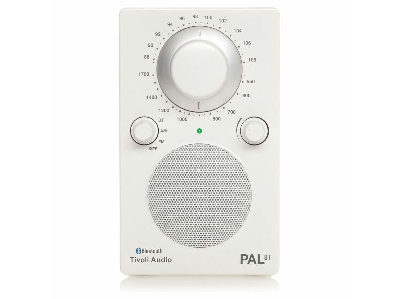 Tivoli Audio PAL Portable Bluetooth Radio PALBTGW