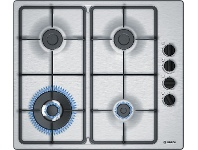 Appliances Online Bosch PBH6B5B60A 60cm Serie 2 Natural Gas Cooktop