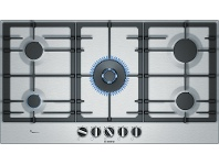 Appliances Online Bosch PCR9A5B90A 90cm Serie 6 Natural Gas Cooktop