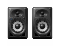 Appliances Online Pioneer DJ DM-40 4 Inch Desktop Monitor Speakers with Bluetooth Black PDJ-DM-40BT