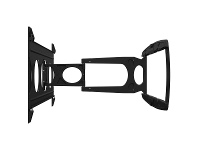 Appliances Online Vogel's PFW6850 Tilt and Turn TV Wall Mount For 42 to 65 Inch TVs Black