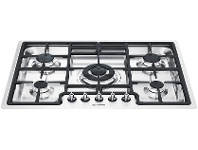 Smeg PGA75F-4 72cm Classic Aesthetic Natural Gas Cooktop