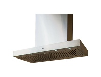 Appliances Online Schweigen PKCL7272SP2 120cm Classic Series Canopy Outdoor Rangehood with External Twin Motor