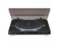 Appliances Online Pioneer Automatic Turntable with Built-in Phono Pre-amp Black PL990