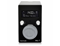 Appliances Online Tivoli Audio PAL Plus Portable Bluetooth Radio PPBTGBLK
