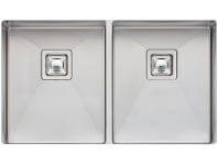 Appliances Online Oliveri PR1163U Professional Series Double Bowl Undermount Sink