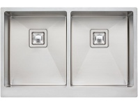 Appliances Online Oliveri PR1263U Professional Butler Double Bowl Undermount Sink