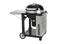 Appliances Online Napoleon PRO22K-CART-2 Charcoal Fuel Kettle BBQ With Cart