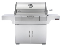 Appliances Online Napoleon PRO605CSS Professional Charcoal Fuel Freestanding BBQ