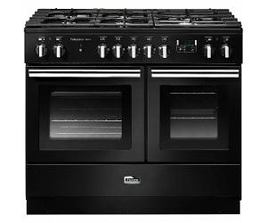 Falcon 100cm Professional FX Freestanding Dual Fuel Oven/Stove PROPL100FXDFGB-CHLPG