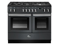 Appliances Online Falcon 100cm Professional FX Freestanding Dual Fuel Oven/Stove PROPL100FXDFSL-CHLPG