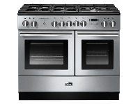 Appliances Online Falcon 100cm Professional FX Freestanding Dual Fuel Oven/Stove PROPL100FXDFSS-CHLPG