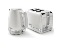 Appliances Online Sunbeam Chic Collection Breakfast Pack White PUM3500WH