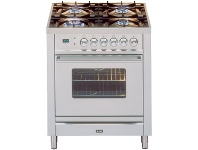 Appliances Online ILVE PW70MPSS 70cm Freestanding Dual Fuel Oven/Stove