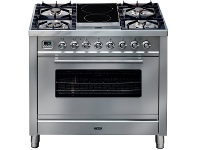 Appliances Online Ilve PW90IMP/N Freestanding Dual Fuel Oven/Stove