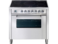 Appliances Online ILVE PWI90MPSS 90cm Freestanding Electric Oven/Stove