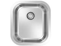 Appliances Online Abey Q100U NuQueen The Hawksbury Single Bowl Undermount Sink