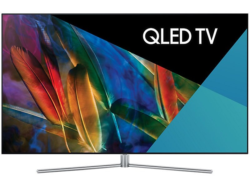 Samsung QA75Q7F 75 Inch 190cm Smart 4K Ultra HD QLED TV