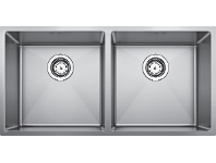 Appliances Online Blanco QUATR154040IUK5 Double Bowl Undermount Sink