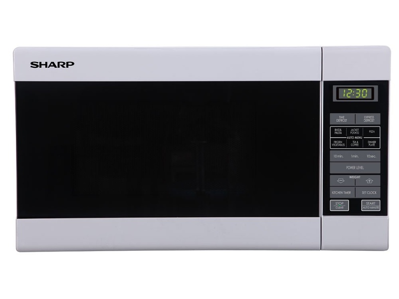 Sharp R210DW Compact 750W Microwave Oven