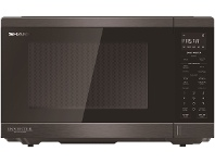Appliances Online Sharp R395EBS Smart Inverter Microwave 1200W
