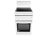 Appliances Online Euromaid R54CW 54cm Freestanding Electric Oven/Stove