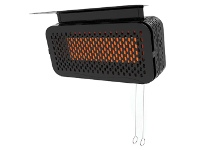 Appliances Online Gasmate RH205 Solaris Ceramic Natural Gas Radiant Heater