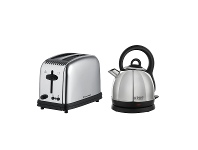 Appliances Online Russell Hobbs Classic Breakfast Pack RHK4W-RHT12BRU