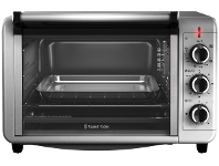 Appliances Online Russell Hobbs RHTOV20 20L Convection Oven 1500W