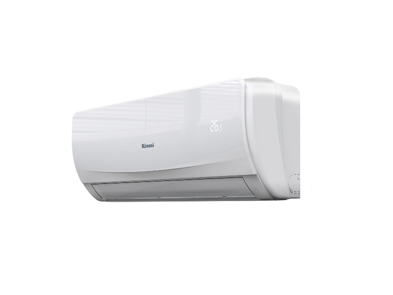 Rinnai 2.5kW Reverse Cycle Split System Inverter Air Conditioner RINV25RC
