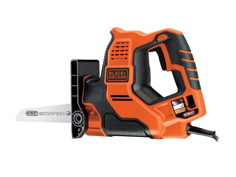 Black & Decker RS890K-XE 500W Scorpion Powered Hand Saw