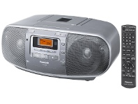 Appliances Online Panasonic RX-D50 Portable CD Radio Cassette Recorder