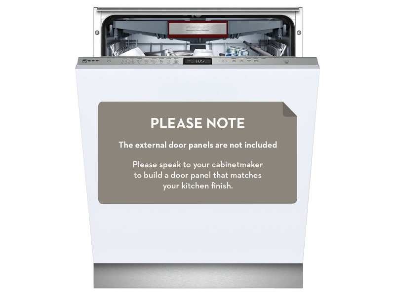 NEFF S525T80D0A Fully Integrated Dishwasher
