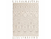 Appliances Online Cadrys Sahara Diamond Ivory/Taupe 350x450 Rug