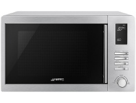 Appliances Online Smeg SAM34XI 34L Inverter Microwave with Grill 1000W