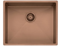 Appliances Online Oliveri SB50CU Spectra Single Bowl Undermount Sink