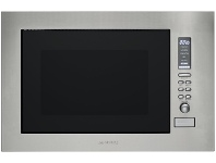 Appliances Online Smeg SBIM30X-1 25L Built-in Microwave Oven with Grill and Steam Vessel 800W