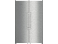 Appliances Online Liebherr 709L Side by Side Fridge SBSEF7242