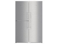 Appliances Online Liebherr 756L Side by Side Fridge SBSES8474