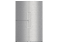 Appliances Online Liebherr 758L Side by Side Fridge SBSES8484
