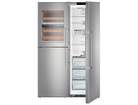 Appliances Online Liebherr 740L Side by Side Fridge SBSES8486