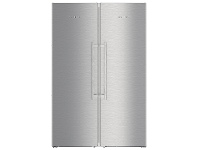Appliances Online Liebherr 726L Side by Side Fridge SBSES8673