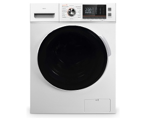 Seiki SC-1070AU9FLCO 10/7kg Front Load Washer/Dryer Combo