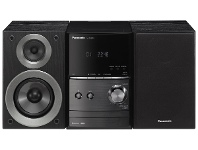 Appliances Online Panasonic SC-PM600GN-K 40W Micro System with Bluetooth