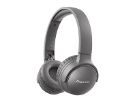 Appliances Online Pioneer On-Ear S6 Wireless Headphones Grey SES6BNH