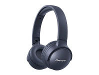 Appliances Online Pioneer On-Ear S6 Wireless Headphones Blue SES6BNL